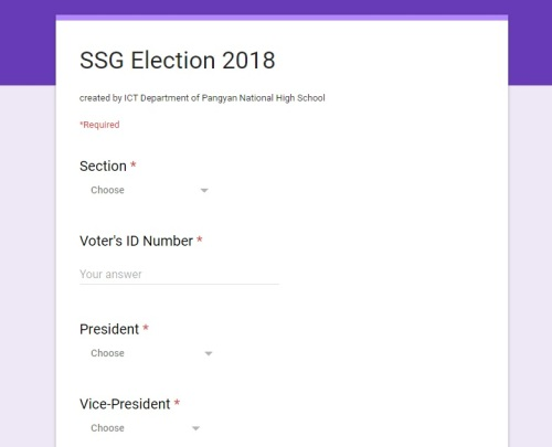 ssg election